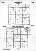 Map Image 012, Gregory County 1990